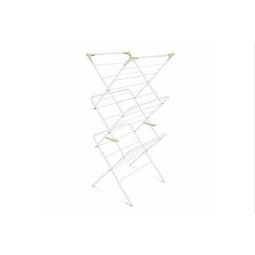 Addis 3 Tier Airer White / Green
