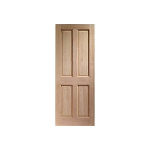 XL Joinery External Hardwood 4 Panel London Door