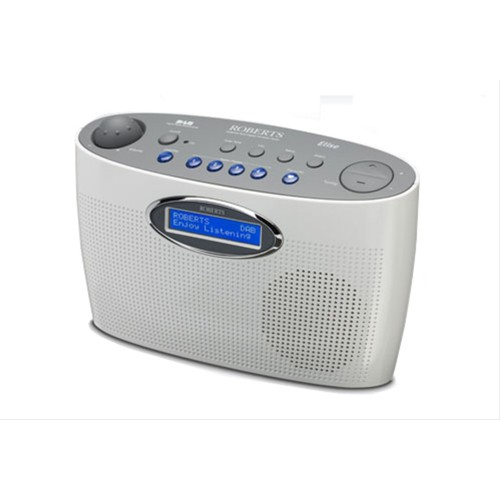 Roberts Elise DAB Digital Radio White