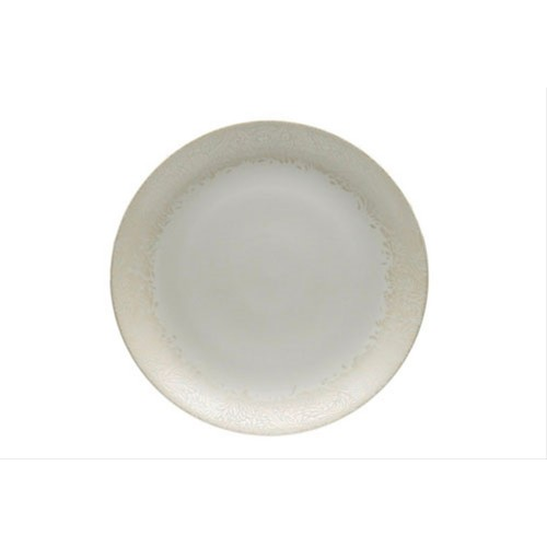 Monsoon Lucille Gold Round Platter