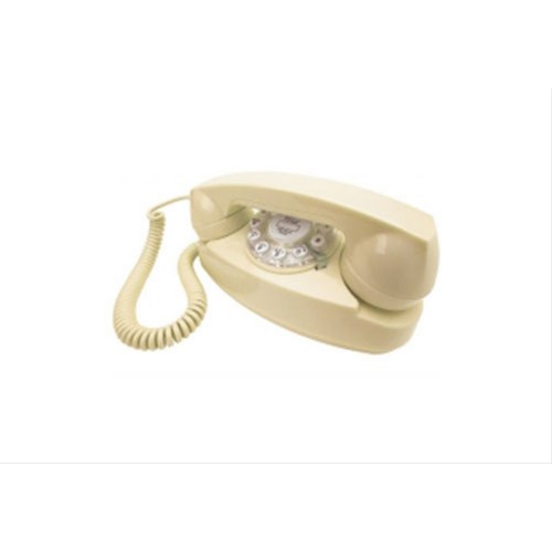 Wild & Wolf Princess Telephone, Cream
