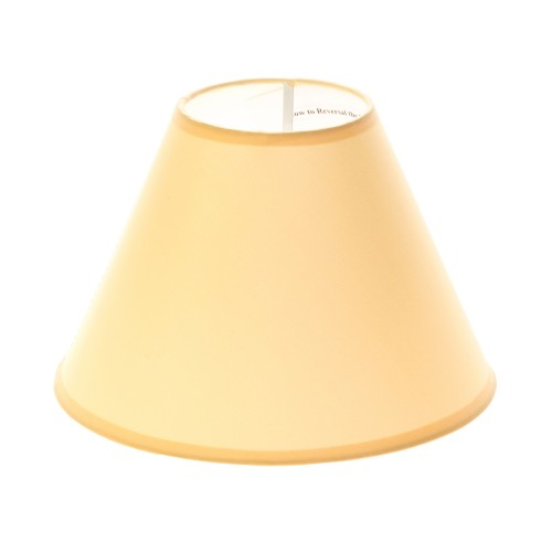 "12"" Coolie Shade, Sand"