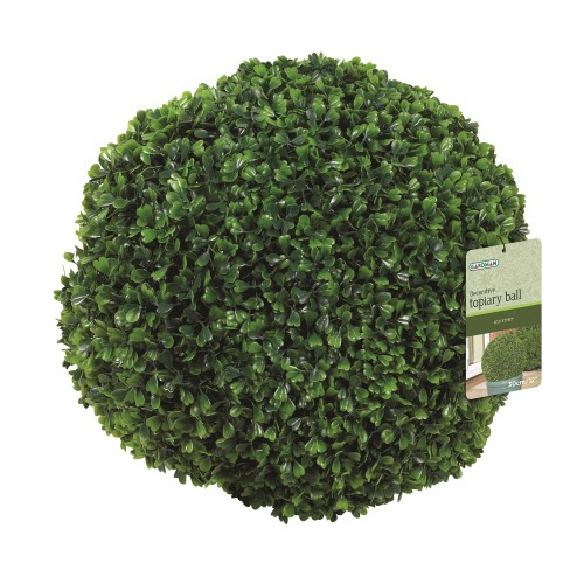 Gardman 30cm Leaf Topiary Ball