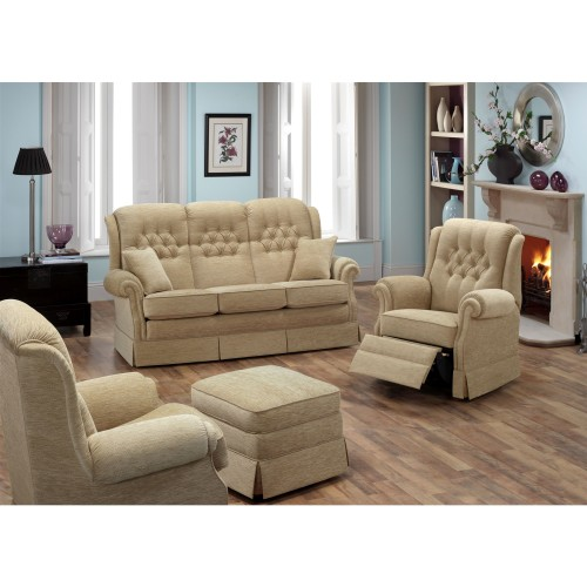 Vale Upholstery Amalfi 3 Seater Sofa