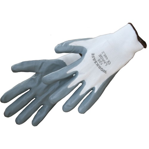 Worksafe Large Flexi Grip Gloves