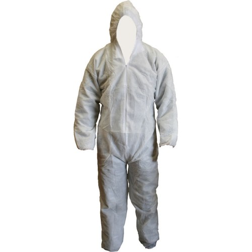 Worksafe Large Disposable Coverall