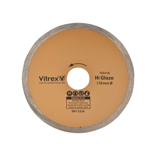 Vitrex 110mm Diamond Blade