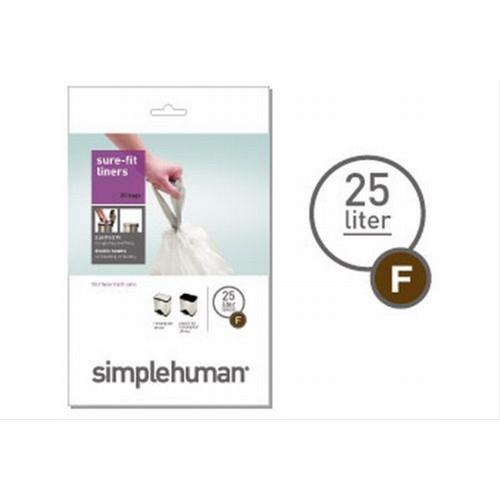 Simplehuman Code F 20 Liners