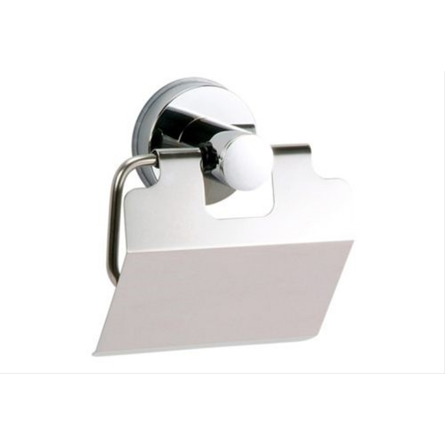Showerdrape Suction Axis Toilet Roll Holder