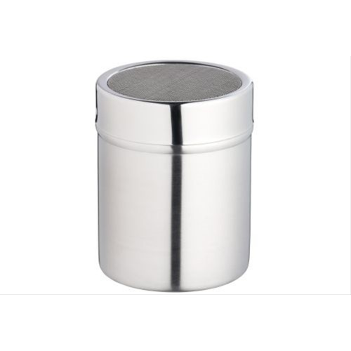 Kitchen Craft Stainless Steel Fine Mesh Shaker and Lid