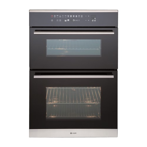 Caple Double Oven C3370, Stainless Steel