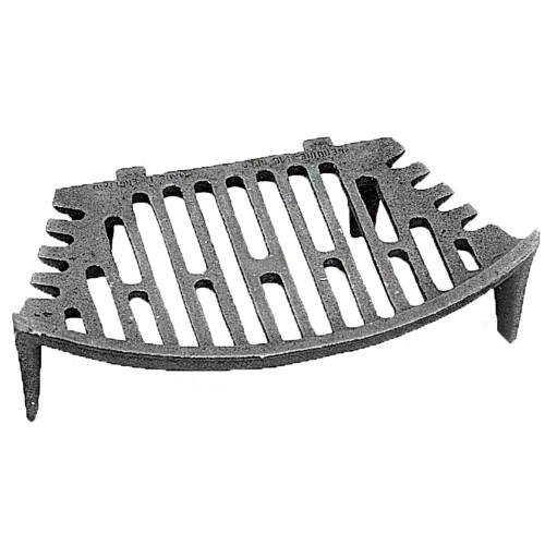 Manor Curved Grate, Black