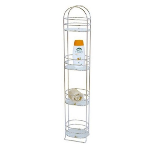 Lloyd Pascal Slimline Frosted Glass Caddy
