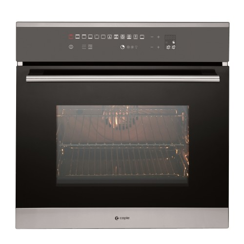 Caple Electric Single Oven C2100, Stainless Steel
