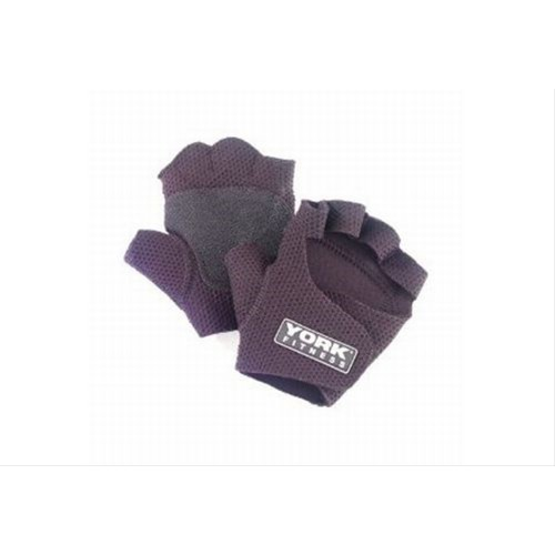York Barbell Neoprene Gloves Large