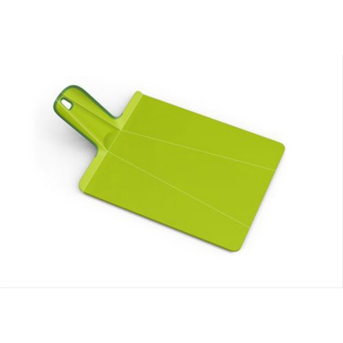 Joseph Joseph Chop2Pot Plus - Folding Chopping Board, Green