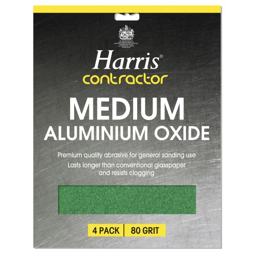 Harris Med Oxide Sheets Pack 4