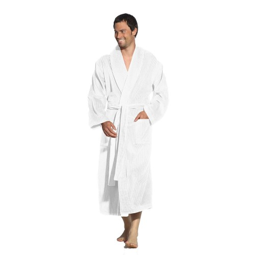 Vossen Feeling Luxury Robe Extra Large, White