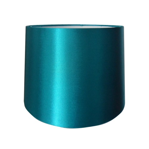 "12"" Teal Silk Shade"