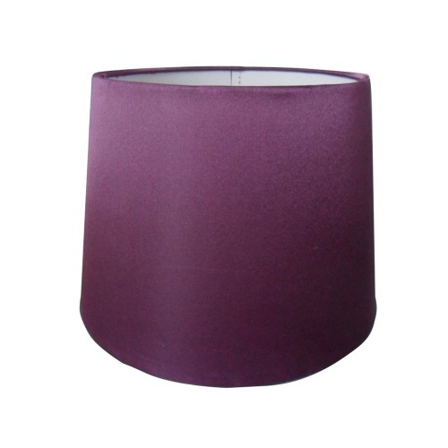 "10"" Plum Silk Shade"