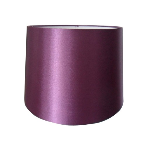 "12"" Plum Silk Shade"