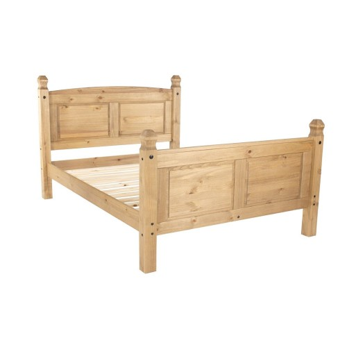 Corona King High End Bedstead
