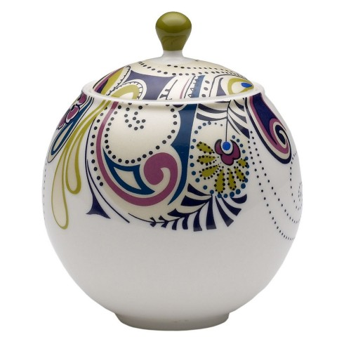 Monsoon Cosmic Covered Sugar Pot