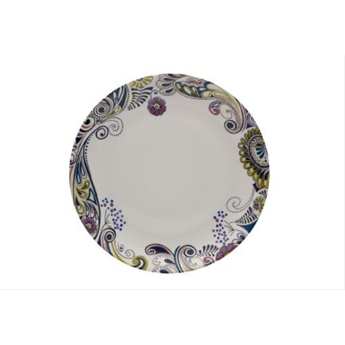 Monsoon Cosmic Round Platter