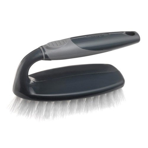 Addis 508875 Comfi Grip Iron Scrub Graphite/Metallic