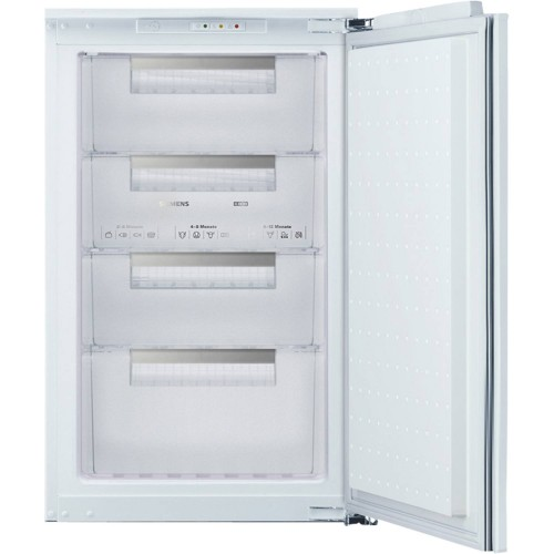 Siemens GI18DA50GB Integrated Freezer, White