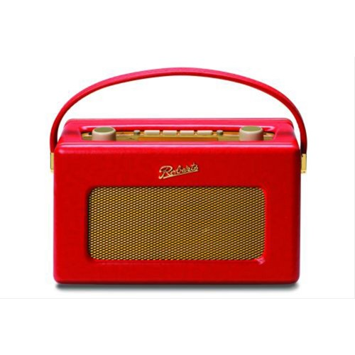 Roberts RD 60 DAB Radio, Red