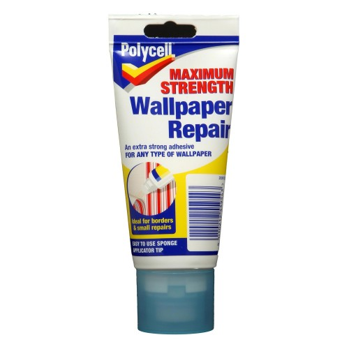 Polycell 125ml Max Strength Wallpaper Repair