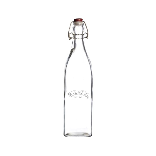 Kilner Clip Top Bottle, 550ml