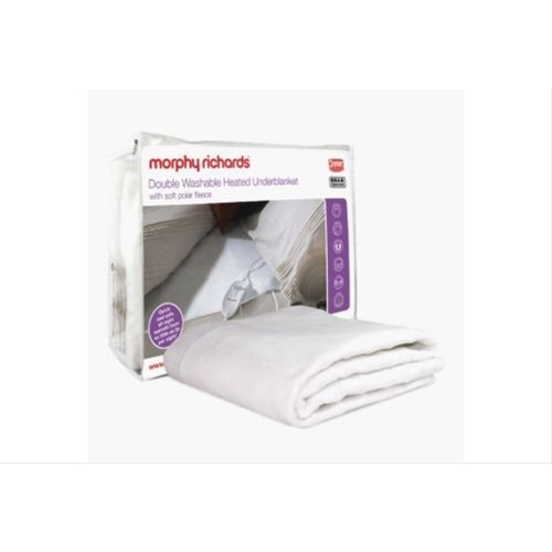 Morphy Richards Polar Fleece Electric Underblanket
