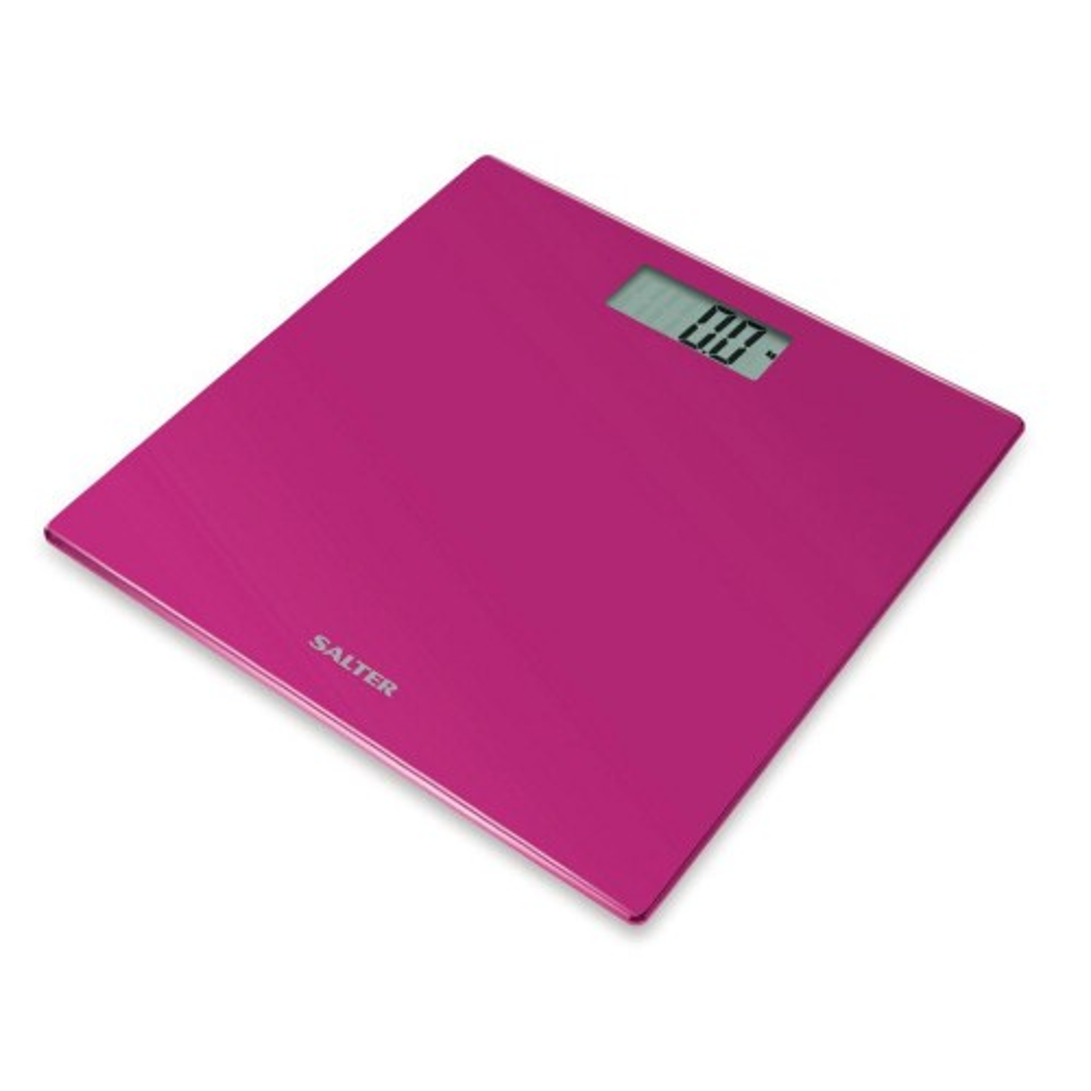 Salter Pink Platform Scale