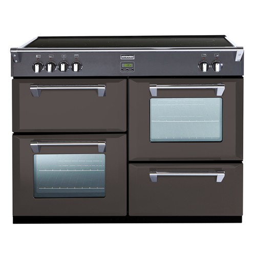 Stoves Richmond Range Cooker 1100EI, Black