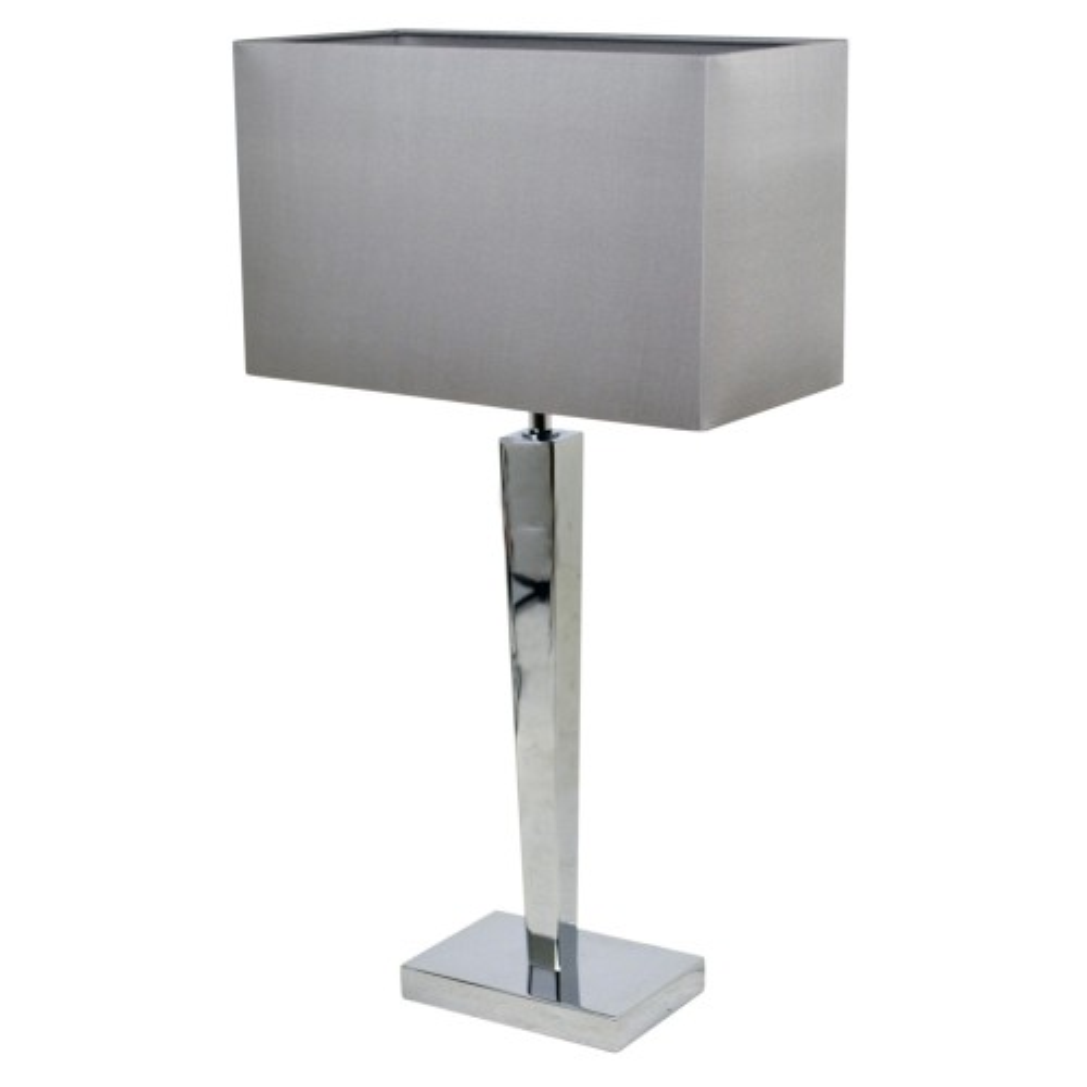 Moreto Table Lamp, Chorme