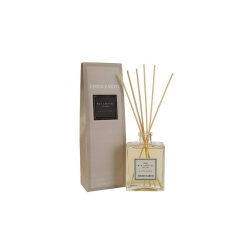 Fired Earth Black Tea & Jasmine Reed Diffuser