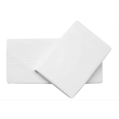 Catherine Lansfield SuperKing Flat Sheet White
