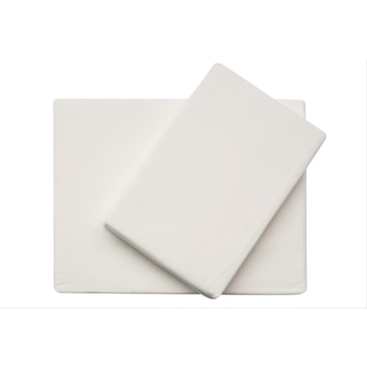 Catherine Lansfield Single Quilt Cover Cream