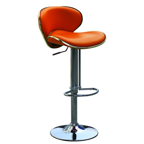 Casa Nigella Bar Stool, Orange
