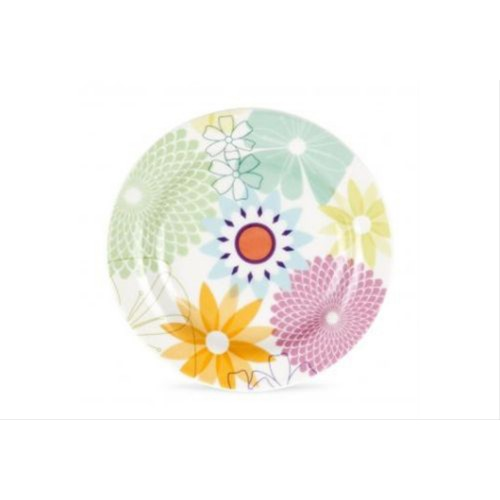 Crazy Daisy Tea Plate