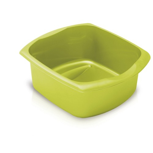 Addis 9.5l Rectangular Dish Bowl, Lime
