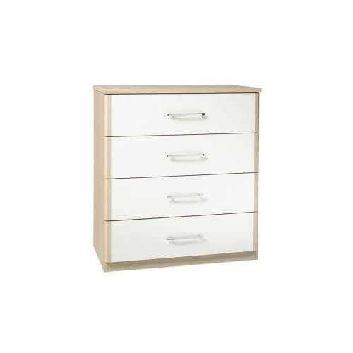 Casa Zara 4 Drawer Chest