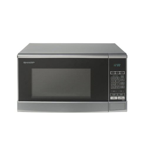 Sharp R270 Microwave Silver