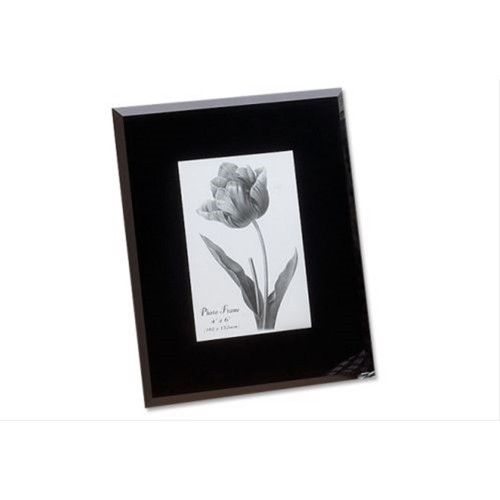Hampton Noir Glass Frame 5x7