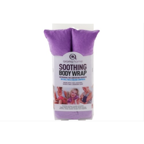 Aroma Home Soothing Body Wrap, Lavender