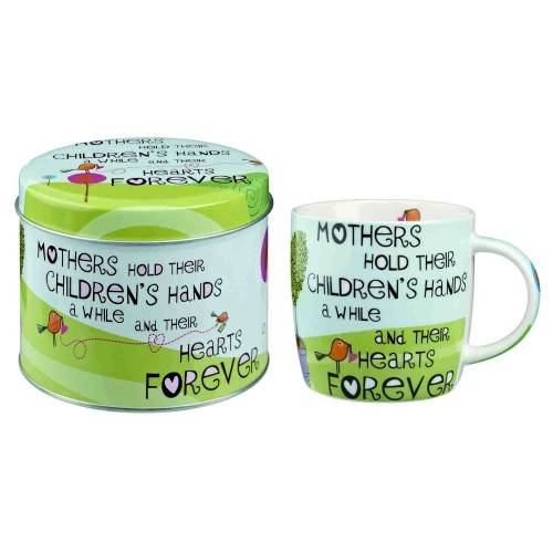 Churchill China Mothers Mug In Tin