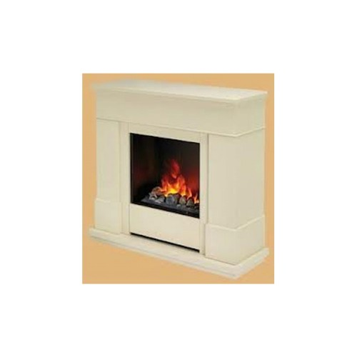 Dimplex Moorefield Optimyst Electric Fire Suite, Black