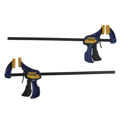 Irwin 300mm Mini Clamp Twin Pack